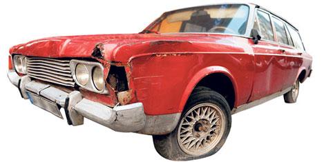 25 bin eski araç hurdaya ayrıldı