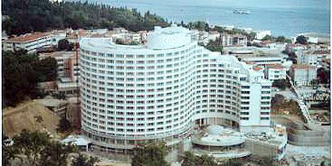 Conrad Oteli yenileniyor