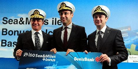 Denizbank kartlarına bonus
