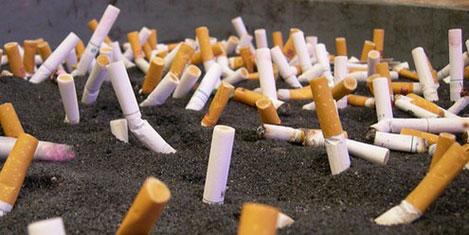 Her yıl 12 bin kişi sigaradan ölüyor