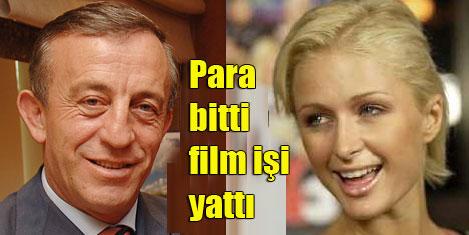 Paris Hilton-Ağaoğlu reklamı iptal