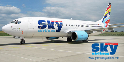 Sky Airlines %96 rötarsız uçuyor