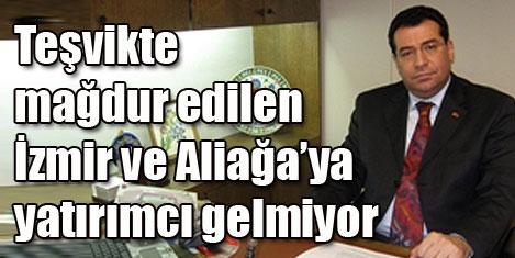 İzmir ve Aliağa yatırımcı bekliyor