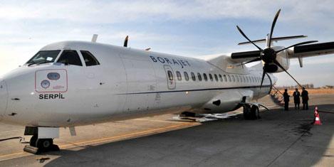 Bora Jet'ten STSO'ya destek