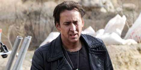Nicolas Cage'e Zelve kapıtıldı