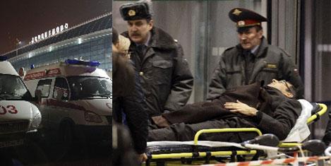 Moskova'da saldırıda 35 kişi öldü
