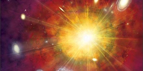 En uzak galaksi görüntülendi