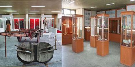 Türkiye'nin ilk 'fosil müzesi'