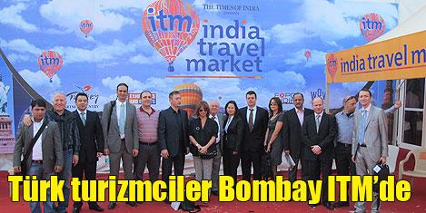 Bombay fuarı gözdesi Türkiye