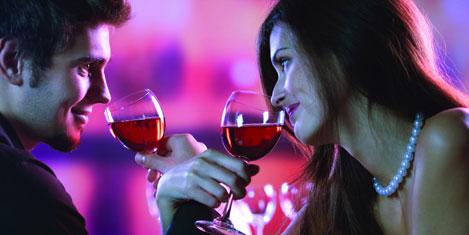 Dedeman Antalya'da Sevgililer Günü