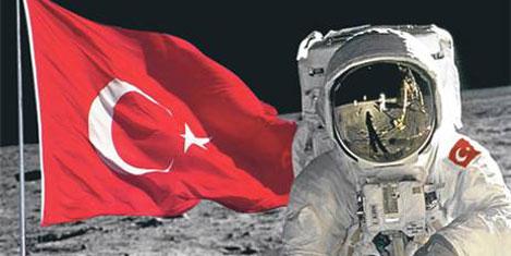 Konya'da uzay turizmi heyecanı