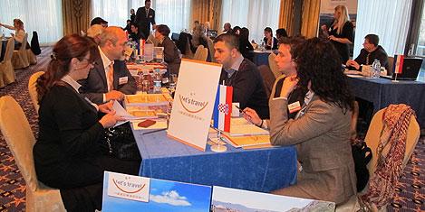 İstanbul'da Hırvat-Türk buluşması
