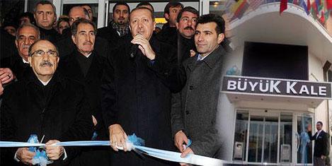 Erdoğan'ın açtığı otel kaçak çıktı!