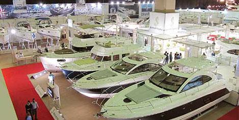 Boat Show, Şubat'ta İstanbul'da
