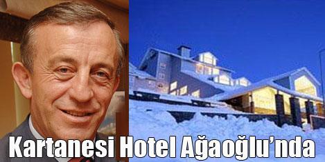 Kartanesi Hotel, Ağaoğlu'nda