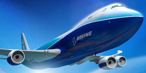 Boeing'den büyük kâr artışı