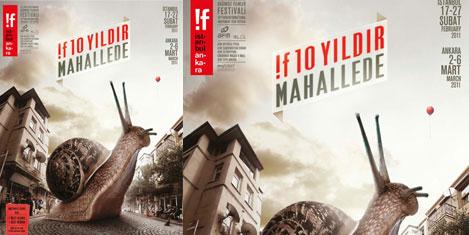 !f İstanbul AFM 10 yaşında