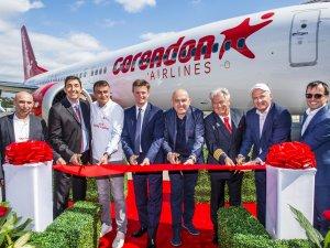 Corendon filosuna 3 yeni Boeing 737 max 8