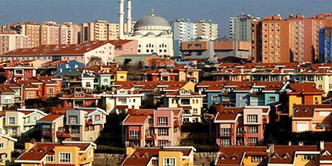 Gayrimenkulde cazibe istanbul'da
