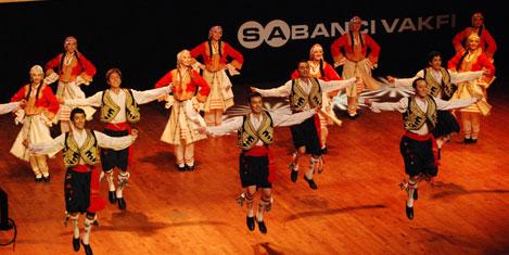 Türkiye Halk Dansları finali