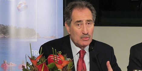 Günay 2.kez Turizm Bakanı