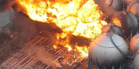 Japonya felaketi 184  milyar dolar