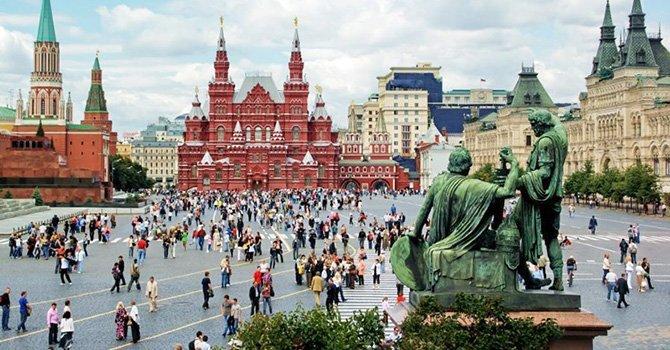 Rusya: Vizeleri kaldırmaya hazırız