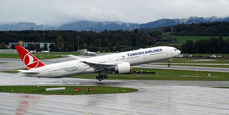 Irak ve Türkiye uçaklarına yasak
