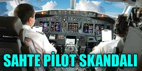 Air İndia'da 'sahte pilot' skandalı