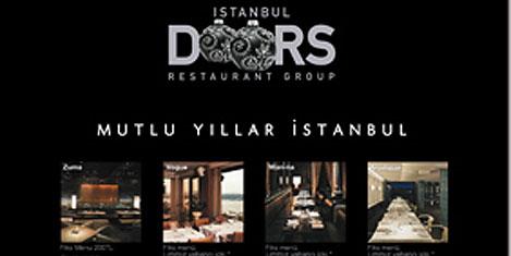 İstanbul Doors, Londra'da