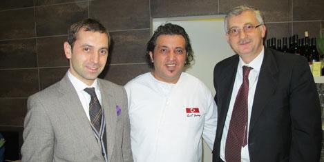 ITB'de Türk aşçısının başarısı-22