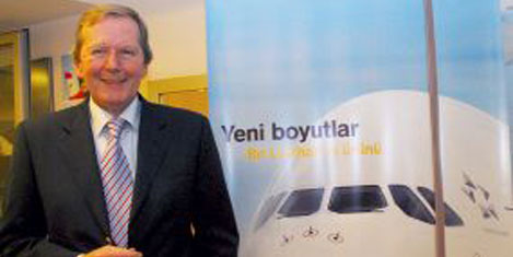Lufthansa, Münih Antalya hattı