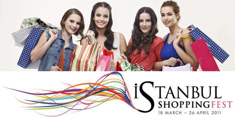 Shopping Fest 18 Mart'ta başlıyor