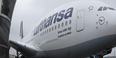 Lufthansa'ya güçlü bilanço