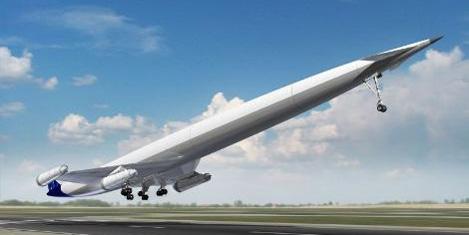 Süpersonik uçak yarışı başladı