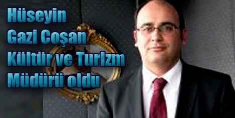 İstanbul Turizm Müdürü Coşan