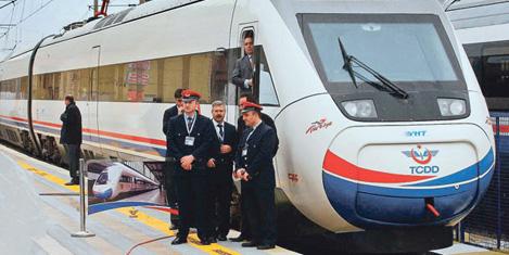 Avrupa'nın en ucuz hızlı treni YHT