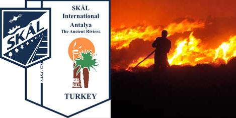 Skal Antalya'dan Skal Ormanı
