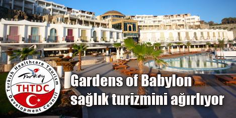 Babylon, THTDC ile Ortadoğu'da