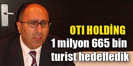 OTI Holding %21.6 büyüyor