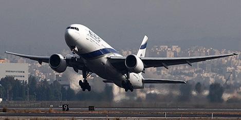 İsrail kargo uçaklarına kısıtlama