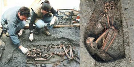 8 bin 500 yıllık İstanbullu bulundu