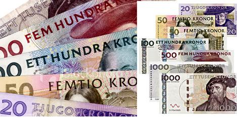 Yeni İsveç parası tanıtıldı