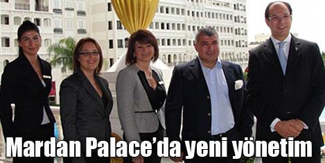 Mardan Palace'da yeni yönetim