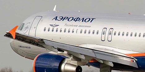 Aeroflot, Rusları ücretsiz taşıyor