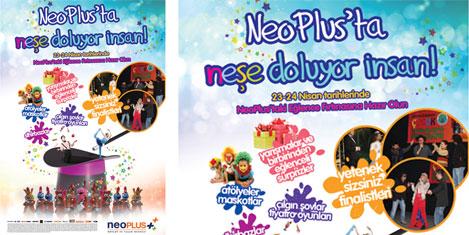 Eskişehir NeoPlus AVM'de şölen