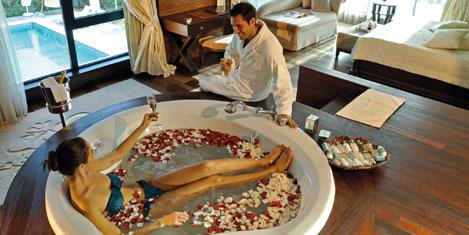 Susesi Luxury Resort'da balayı