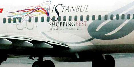 THY'da Shopping Fest logosu
