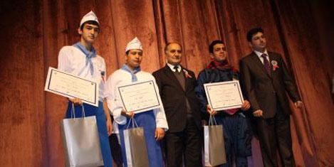 Turizm Haftası ödülleri dağıtıldı