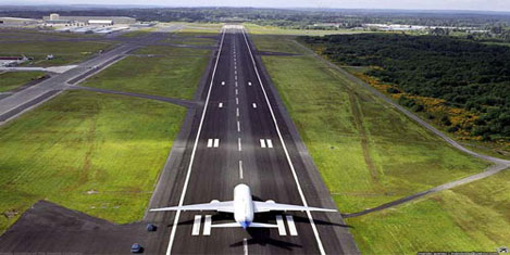 Türkiye'ye 4. büyük havaalanı